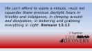 Romans 13.13