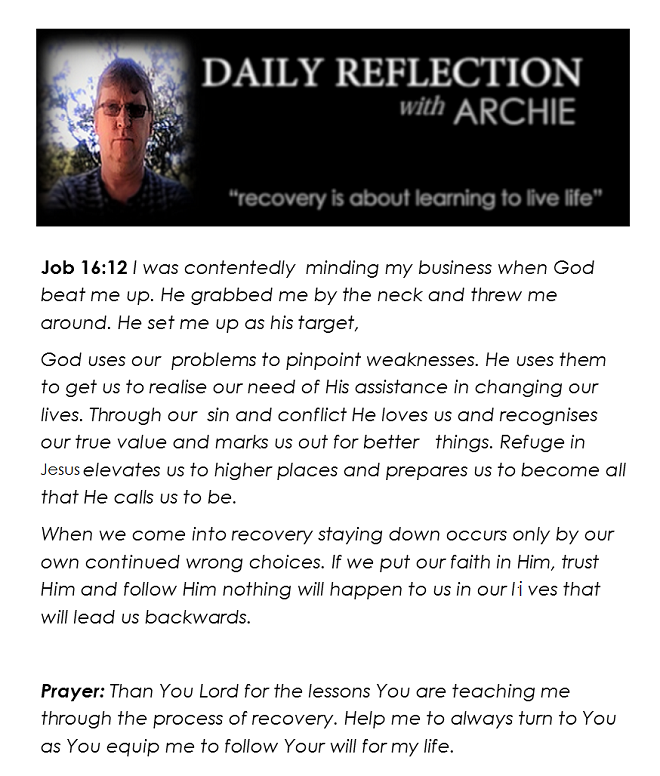 Daily Reflection 1.7.16