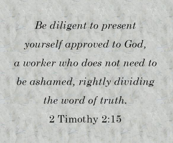 2 Tim 2.15