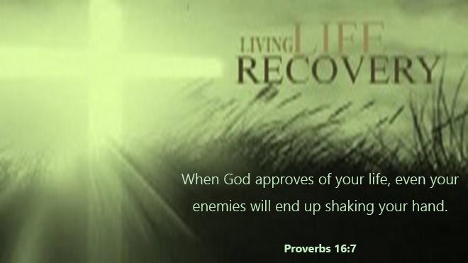 Proverbs 16.7