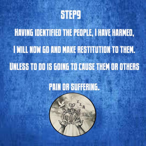 Step Nine